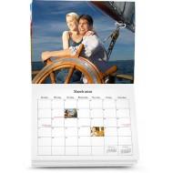 11x8.5 Wirebound Calendar (A)